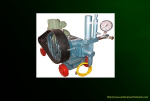 Hydrostatic Test Pump1