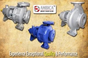 Centrifugal Pump- ambica