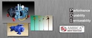 various industrial pumps